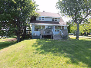 Updated home in Springhill on huge corner lot!