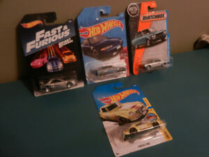 Hot Wheels Nissan JDM Skylines etc. Lot of 4 Faster Than  Ever