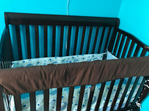 BABY BEDROOM SET USED !!! CHAMBRE DE BEBE NEGOCIABLE