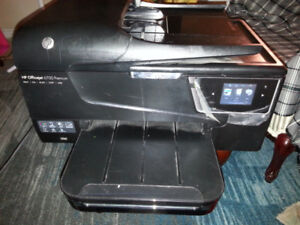 HP 6700 OfficeJet wifi printer for sale