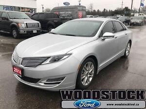 2014 Lincoln MKZ Base   FWD, 2.0L, EXTRA CLEAN