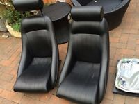 Car seats - fit MG or Mini circa 70-80 approx