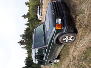 2000 V8 Land Rover Discovery series 2