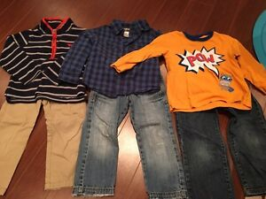 3t boys outfits  London Ontario image 1
