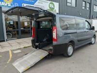 Citroen Dispatch   5 seats   Wheelchair vehicle