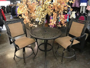 LUXURY PATIO FURNITURE SALE & NO TAX