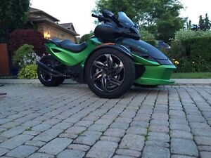 Custom can am spyder for sale