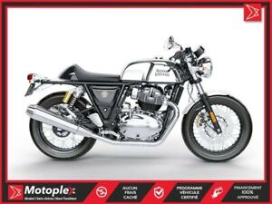 2019 Royal Enfield Continental GT 650 ABS