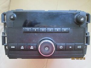 GM Radio for sale