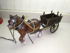 COLLECTION CHEVAL...BROCANTE FLEUR DE LYS