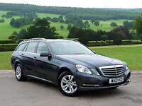 2013 Mercedes-Benz E Class 2.1 E220 CDI BlueEFFICIENCY SE 7G-Tronic Plus 5dr
