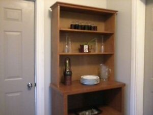 REDUCED to $150: Hutch and Buffet Kitchener / Waterloo Kitchener Area image 1