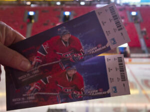 looking for 3 tickets for Oct 10th - MTL vs CHI