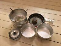 Trangia 25 ultralight camping stove & pot set