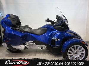 2013 Can-Am SPYDER RT SE5 72,87$/SEMAINE