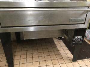 Garland G56pb Gas Single Stack Air Deck Pizza Oven G56p