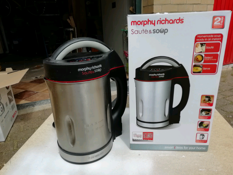 Morphy Richards 501011 Saute and Soup Maker | in Costessey, Norfolk |  Gumtree