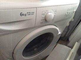 Beko washing machine can deluver