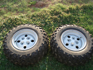 atv wheels & tires