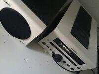 Yamaha MCR personal stereos