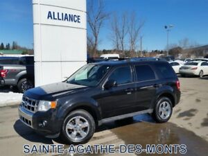 Ford Escape AWD V6 3.0L LIMITED  2011