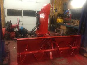 equipment pour tracteur / tractor equipment