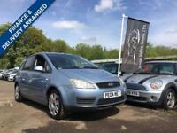 2007 04 FORD C-MAX 1.6 16V STYLE 5DR 113 BHP