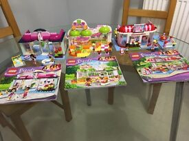 LEGO Friends Sets £40 For All 3 or £15 Each