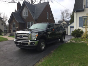 2015 Ford Super Duty XLT 6.7 Diesel Crew Cab