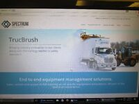 "TRUCBRUSH "" SNOW SOLUTIONS FOR ROADWAY SAFETY """