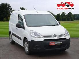 15 CITROEN BERLINGO ENTERPRISE HDI 75 L1 with Air Con DIESEL MANUAL