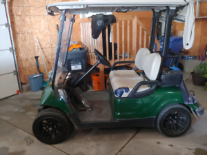 Yamaha golf cart for sale - Must see!