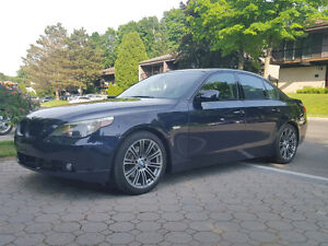 2005 BMW 5-Series Berline