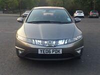 Honda Civic ES 1.8 VTEC - One lady owner. HPI Clear. 8 months MOT. FSH. Panoramic Sunroof.