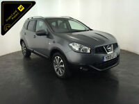 2013 NISSAN QASHQAI+2 TEKNA IS DCI DIESEL 1 OWNER SERVICE HISTORY FINANCE PX