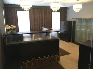 Fully Furnished Spa or large office space for rent