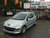 2008 PEUGEOT 207 S 1.4L ONLY 74,019 MILES, FULL SERVICE HISTORY
