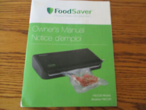 FoodSaver Vacuum Sealing System with Handheld Fresh Sealer