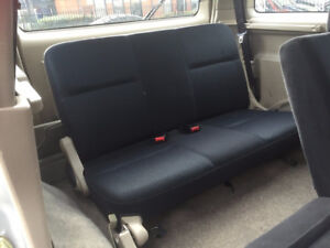 iso 90's Jeep TJ/Wrangler back seat