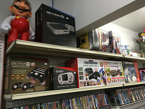 We Buy/Trade/Sell Video Games @ Comics North