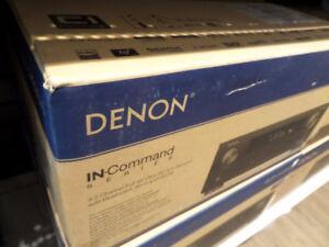 Denon AVR-X4300H Blutooth 9.2Ch. 4k Receiver Amplifier