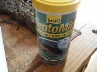 nouriture tetra pour tortue gros pot