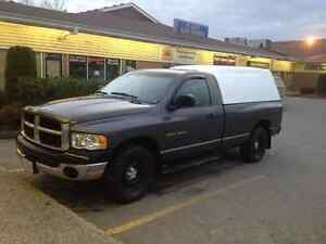 2005 Dodge Power Ram 1500 4x4, with power chip Pickup Truck