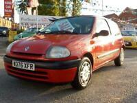 2000 Renault Clio 1.2 Grande 3dr