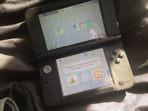 3ds xl with Mario bag ext...
