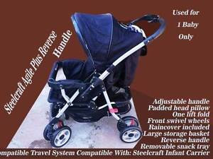 QUALITY & CLEAN PRAM / STROLLER Hampton Park Casey Area Preview
