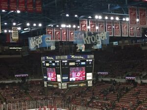 Detroit Red Wings vs Montreal Canadians 11/26 - 2 tickets Windsor Region Ontario image 1