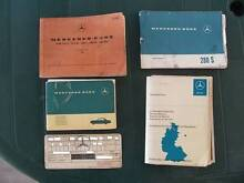 Mercedes-Benz 280s Owner's Manual Moonta Copper Coast Preview