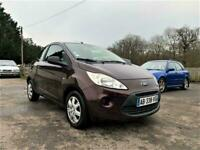 2009 Ford KA 1.2 3dr LHD + FRENCH REGISTERED + LEFT HAND DRIVE + 54K