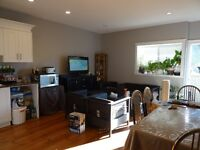 New two bedrooms in law suite in north Nanaimo
